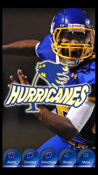 Hurricane Football.