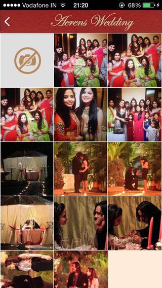 Aerens Wedding