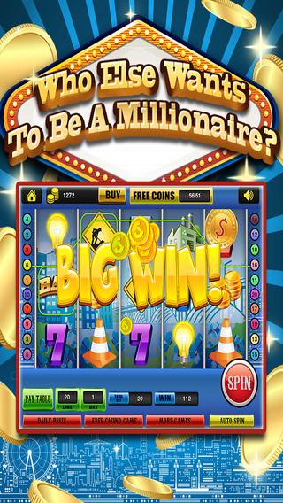 Ace Classic Vegas Slots - Rich Tycoon Millionaire Jackpot Slot Machine Games HD