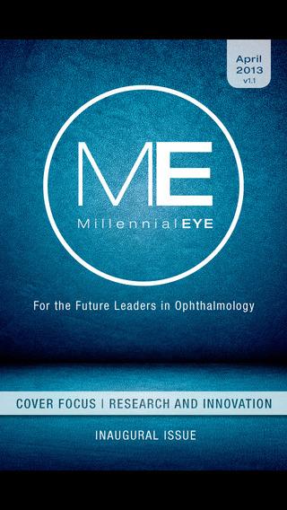 【免費醫療App】Millennial Eye-APP點子