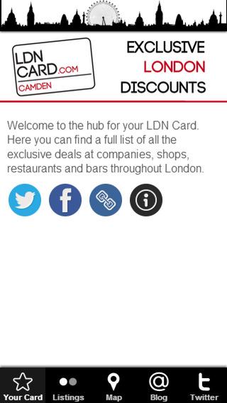 LDN Card