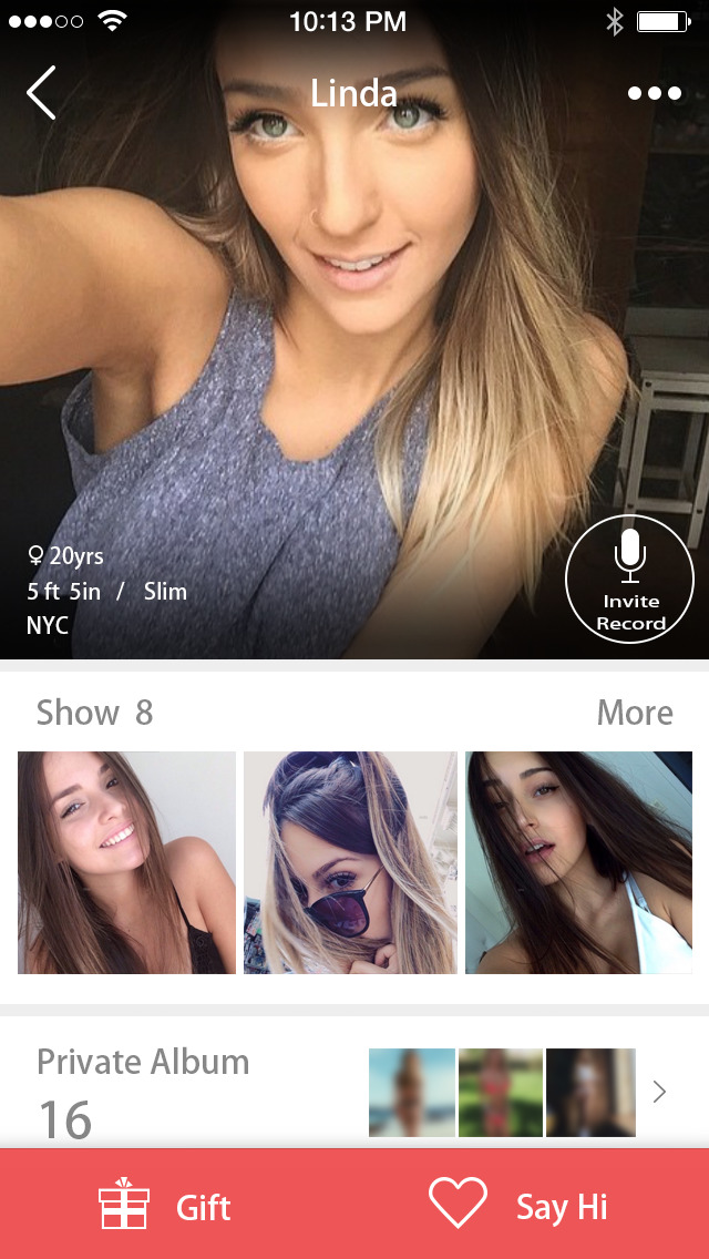 private escourt iphone hookup app
