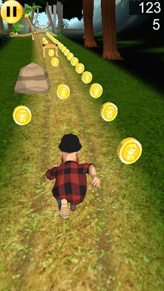 Hero Run Adventure