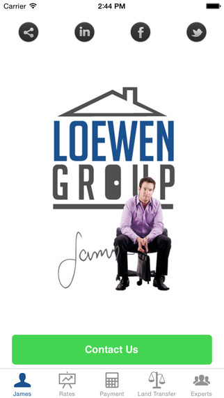Loewen Group's Mortgage Rate and Mortgage Calculator