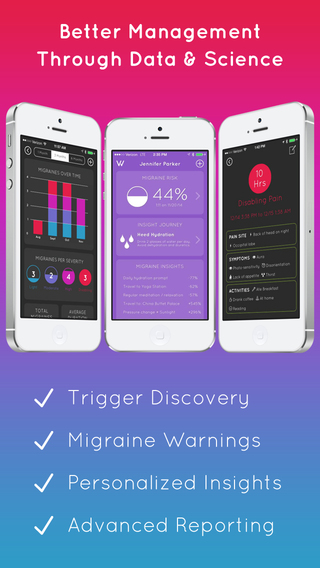 Migraine Coach - Smart Headache Coach and Diary