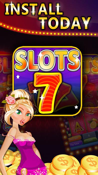 Screenshot 5 Слоты Крупный выигрыш Казино — Роял Рич башня в казино бесплатные игры
