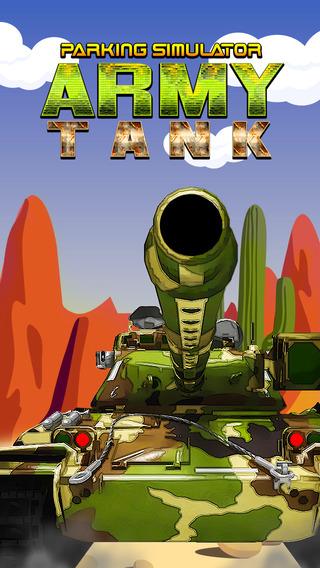 Parking Simulator: Army Tank Edition Pro