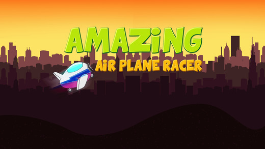 Amazing Air Plane Racer Pro - new speed flight racing game
