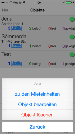 MietValue iPhone Screenshot 4