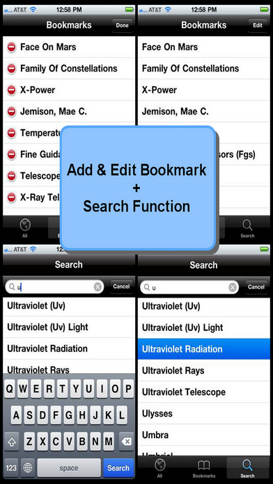 Glossary of Astronomical Terms iPhone Screenshot 3