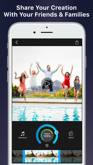 Slo Mo – Slow Motion Video Editor & Camera Effects Apps free for iPhone/iPad screenshot