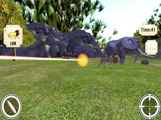 Jungle animals Hunting Pro screenshot 5
