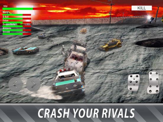 Extreme Death Derby Full screenshot 6