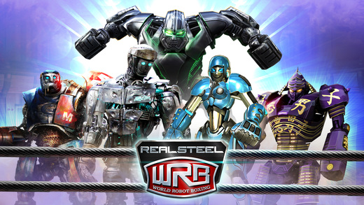 Real Steel World Robot Boxing hack tool Energy