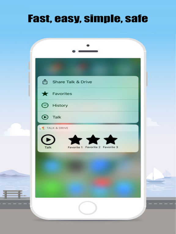 Waze Talk And Drive Screenshots