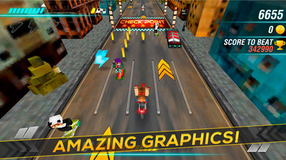 Motocross MX Rider: Extreme Sports Race PRO screenshot 2