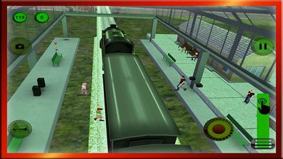 Euro Train Drive Simulator PRO screenshot 1