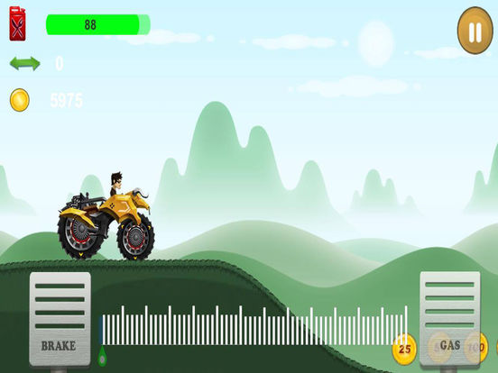 Monster Cars screenshot 6