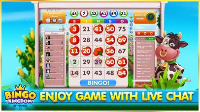 Screenshot 4 Bingo Kingdom™