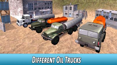 Offroad Oil Truck Simulator Full screenshot 4
