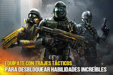 Modern Combat 5 screenshot 2