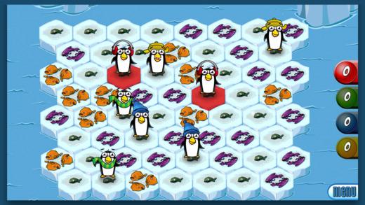 Hey, That's My Fish! HD Screenshots