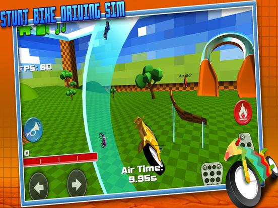 Stunt Bike Driving Simulatorscreeshot 3