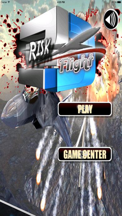 3D Risk Flight Pro : Aircraft Dangerous screenshot 1