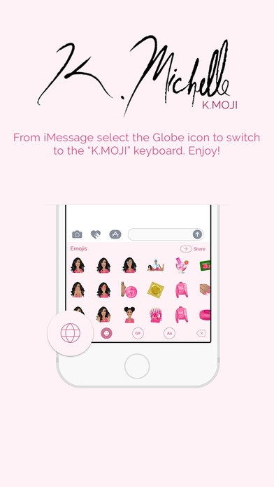 K.MOJI screenshot 3