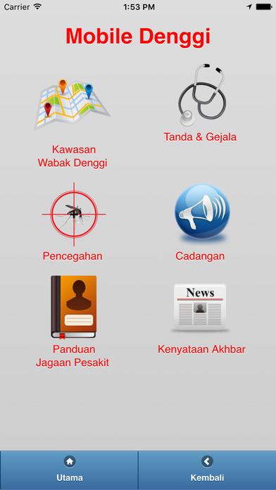 Petikan Skrin iPhone 5