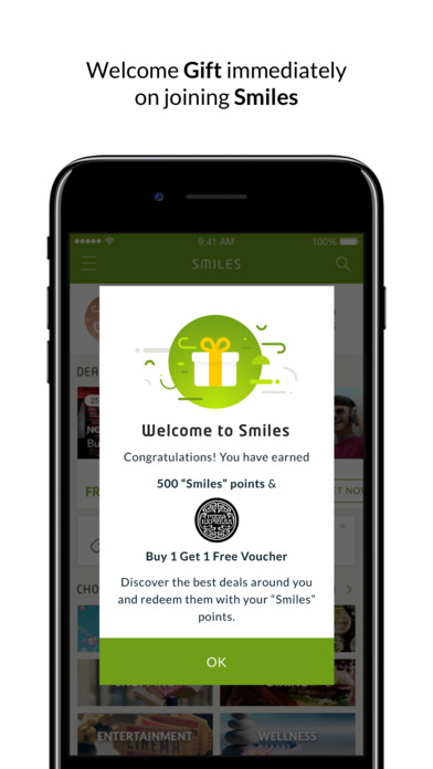 Smiles by Etisalat screenshot 1