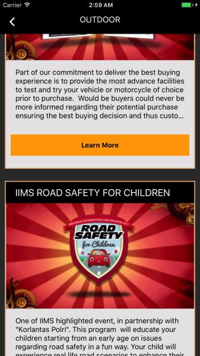 IIMS Mobile App iPhone Screenshot 4