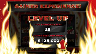 Screenshot 3 Горящий ад — игровой автомат в казино Vegas