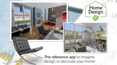 Home Design 3D - 3D Printing Edition Screenshot
