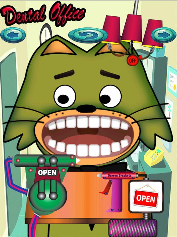 Dental office channel teeth Princess screenshot 6