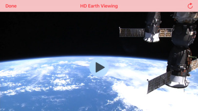 ISS Real-Time Tracker screenshot 2