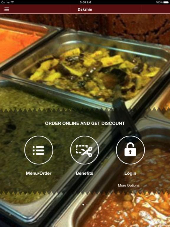 App shopper dakshin san diego food drink for M kitchen harbison sc menu