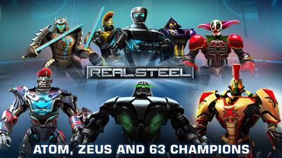 Screenshot #6 for Real Steel