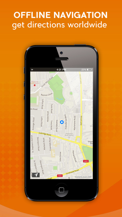 Spain - Offline Car GPS screenshot 3