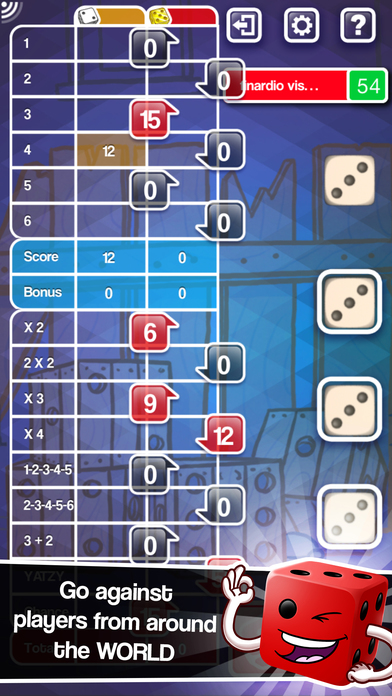 Yatzy Ultimate Free - Best Dice Game - roll amp win hack tool Tickets