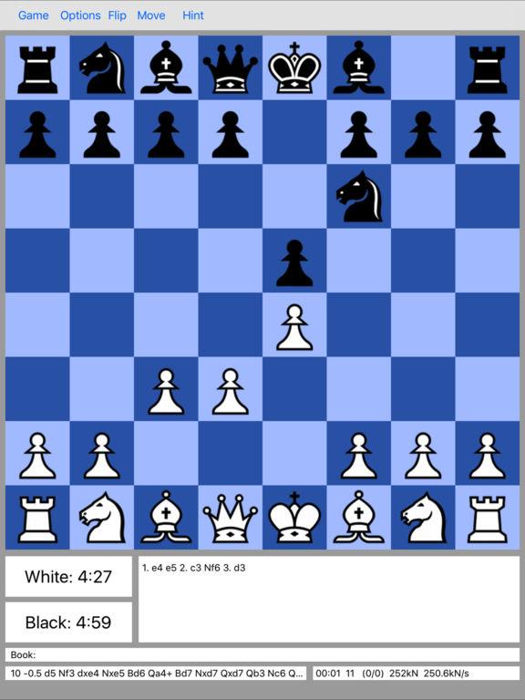 Ketch Chess Screenshots