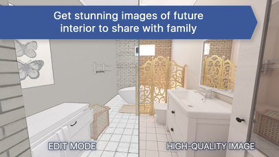 3d bathroom room plan interior design app download for Room design 3d app