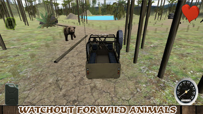 Safari Tours Wild Riding Adventure screenshot 1