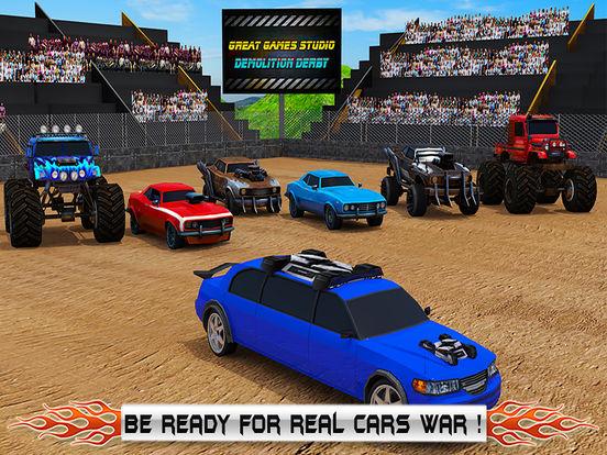 Xtreme Limo: Demolition Derby screenshot 10