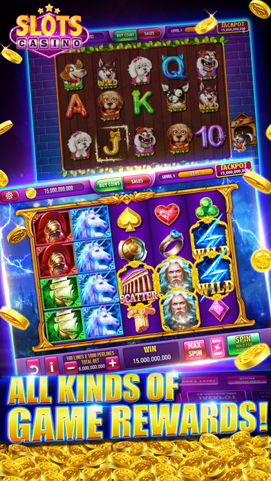 Screenshot 5 Slots Casino — Hot Vegas Casino Slots Games