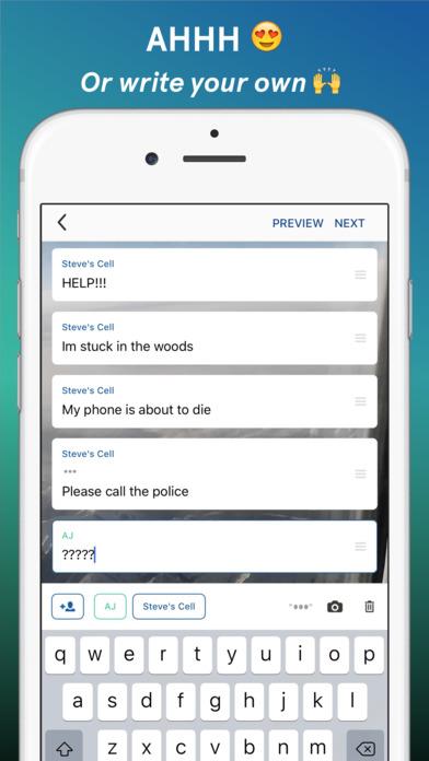 Tap - Chat Stories by Wattpad iPhone Screenshot 5
