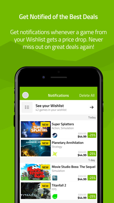 Razer Cortex: Deals iPhone Screenshot 4