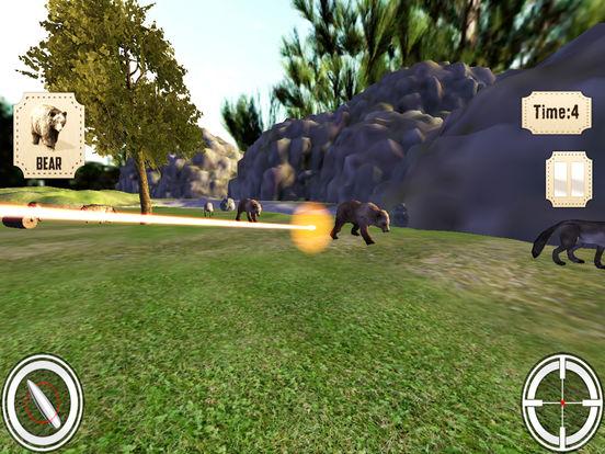 Jungle animals Hunting Pro screenshot 6