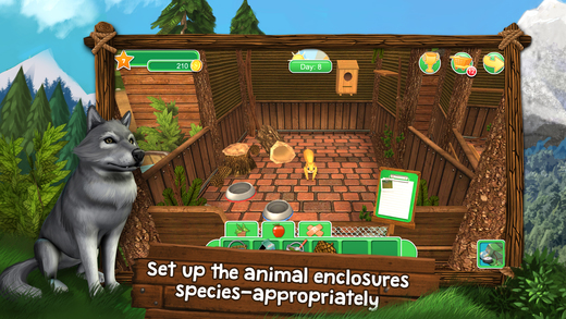 WildLife - America: Your own wildlife park Screenshots