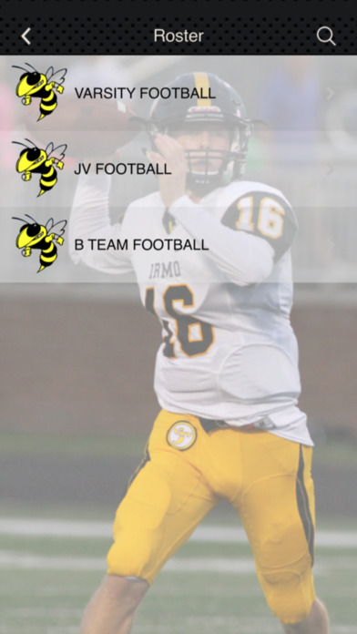 Irmo Yellow Jackets Football app image